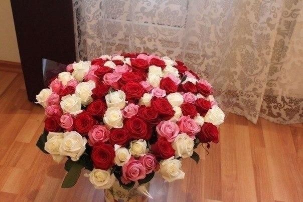 букет цветов фото дома