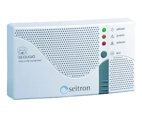 сигнализатор метана seitron